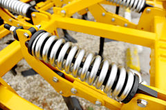 Industrial Springs Stock Images