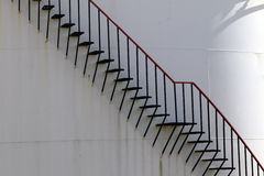 Industrial Stairs Royalty Free Stock Image