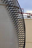 Industrial Stairs Stock Photography