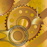 Industrial still life Royalty Free Stock Photography