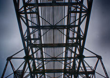 Industrial structure Royalty Free Stock Photography