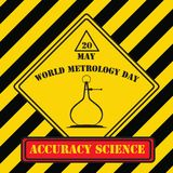 Science of accuracy Royalty Free Stock Image