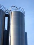 Industrial tank royalty free stock photos