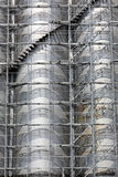Industrial tank storage Stock Photo