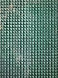 Industrial texture of an electrical box. An electrical box that has some amazing geometric textures and patterns on it Stock Photo