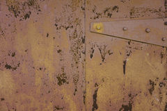 Industrial texture. vintage rusty metal. punk style. rock music Royalty Free Stock Photos