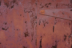 Industrial texture. vintage rusty metal. punk style. rock music. Background Stock Photos