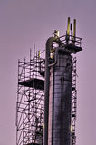 Industrial tower Stock Images