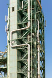 Industrial tower Stock Photography