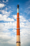 Industrial tower Royalty Free Stock Images