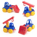 Industrial toys. Stock Photos