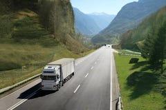 Industrial transportation Stock Photo