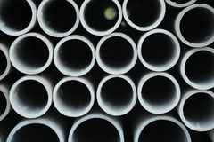 Industrial tubes background Stock Images