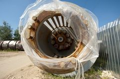 Industrial turbine stock photos