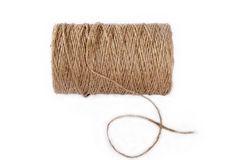 Industrial twine clew Royalty Free Stock Image