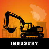 Industrial Royalty Free Stock Images