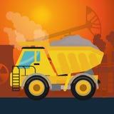 Industrial stock illustration