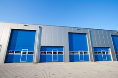 Free Industrial Unit Stock Image - 16566061