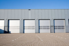 Free Industrial Unit Royalty Free Stock Image - 17322606