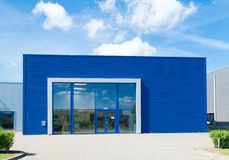 Industrial unit Stock Photography