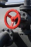 Industrial valve Royalty Free Stock Photos