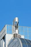 Industrial ventilation system Stock Photos