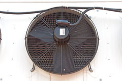 Industrial ventilator fan Stock Images