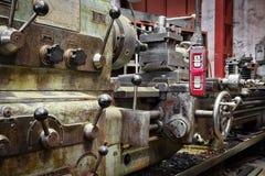 Industrial viejo también Fotografía de archivo libre de regalías