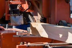 Industrial vio en la acción Foto de archivo