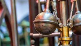 Industrial Vision Sensor Machine System royalty free stock photos