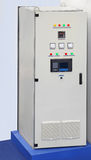 Industrial voltage regulator Stock Photography