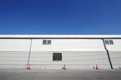Industrial warehouse Royalty Free Stock Images