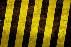 Industrial warning background royalty free stock image