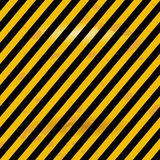 Industrial warning surface. Grunge black and yellow Industrial warning surface Stock Photo
