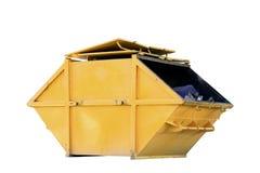 Industrial Waste Bin (dumpster) for municipal waste or industria Stock Image