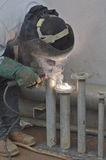 Industrial Welding Royalty Free Stock Image