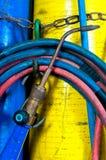 Industrial welding tool Stock Images