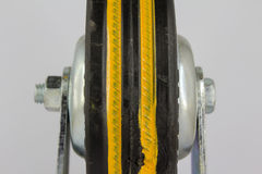 Industrial wheel. Royalty Free Stock Photos