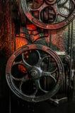 Industrial Wheels Stock Photos