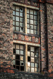 Industrial Window Royalty Free Stock Images