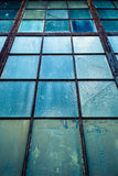 Industrial Windows Royalty Free Stock Images