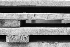 Industrial wood Stock Photography