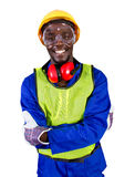 Industrial worker Royalty Free Stock Photography