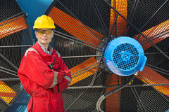 Industrial worker Stock Photography