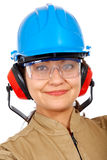 Industrial worker Stock Images