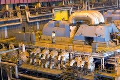 Industrial workshop Stock Images