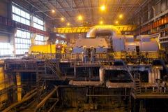 Industrial workshop Royalty Free Stock Photo