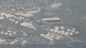 Industriale del New Jersey stock footage