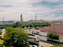Industriale della Tailandia Immagini Stock