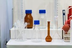 Industriale di plastica a alta tecnologia di fabbricazione Immagini Stock Libere da Diritti